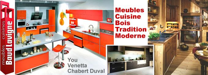 Cuisine haute savoie 74 Fabricant cuisine haute savoie